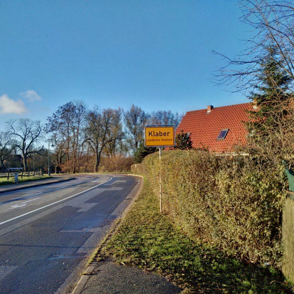 Klaber Mecklenburg Vorpommern Lankreis Rostock