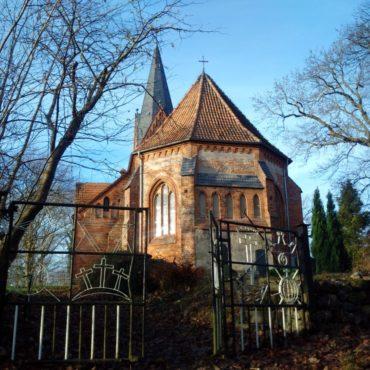 Die Kirche in Klaber