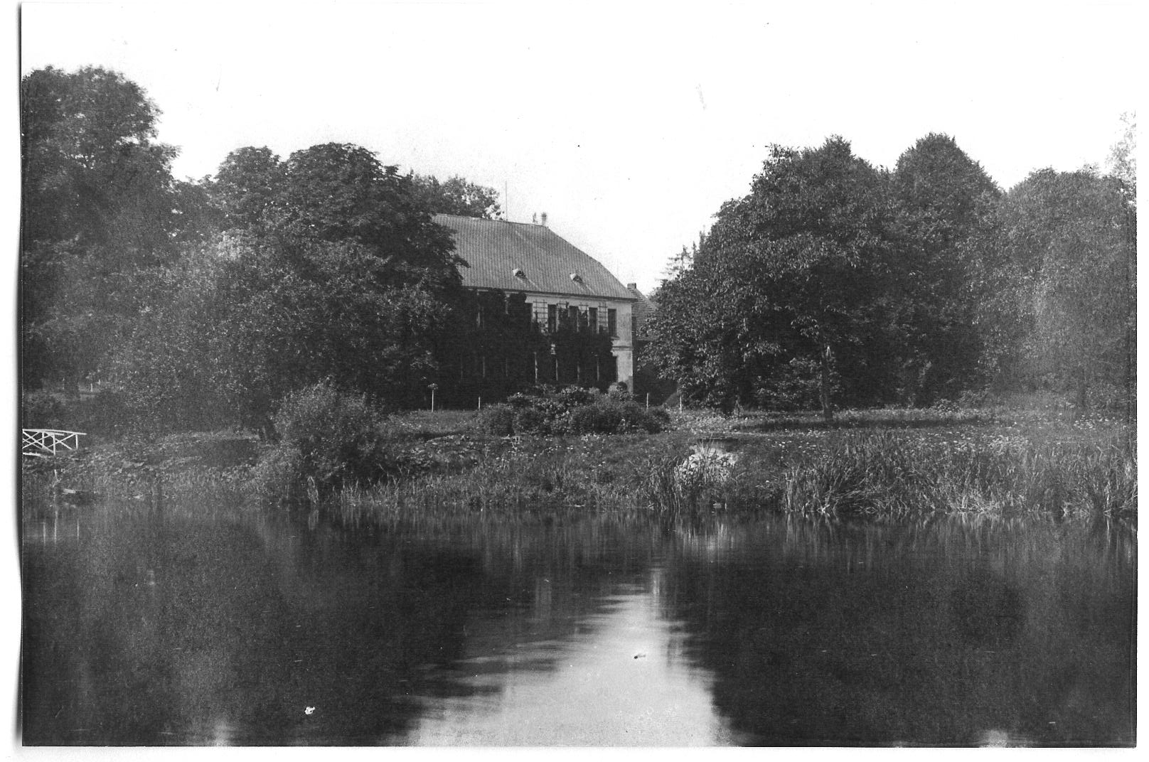 Das Herrenhaus in Klaber