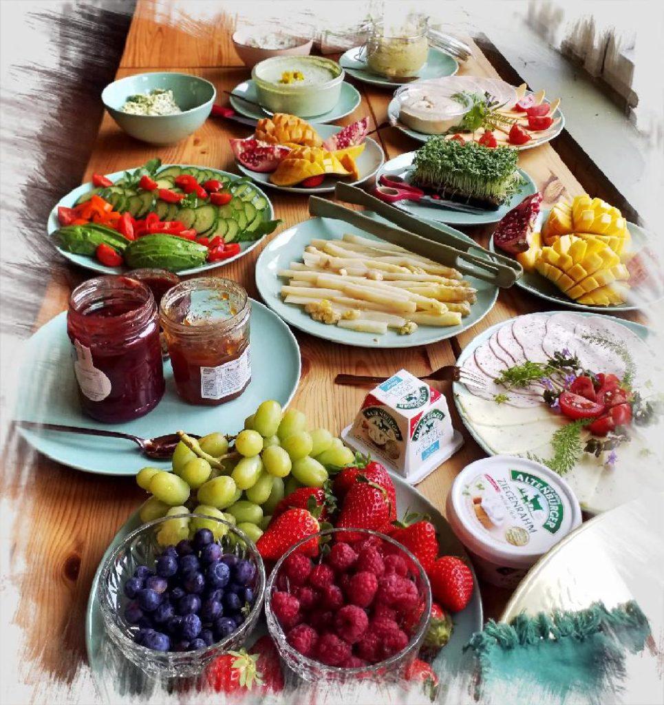Meditation und Ernährung, Wildkräuter, Power-Food, Clean Eating